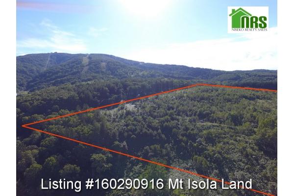 Mt Isola Land Rusutsu